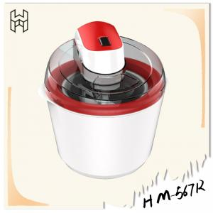 China Good quality kitchen appliances min electric ice cream maker HS-567 supplier