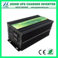2000W UPS Charger Modified Power Inverter with Digital Display (QW-2000WUPS)