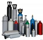 HP Seamless Aluminum Alloy Gas Cylinders