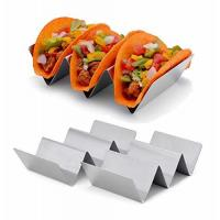 China Food Grade Individual Taco Holders Disposable Eco - Friendly For Kids on sale