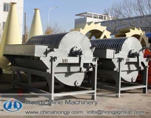 China Mine for wet iron ore magnetic separator on sale
