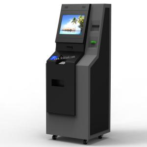 China Original made in China LKS bitcoin ATM kiosk with bill dispenser on sale