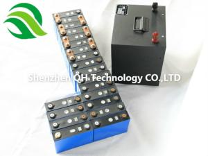 China High Rate Discharge Lithium Ion Forklift Battery , 48Volt 120Ah Lion Car Battery on sale