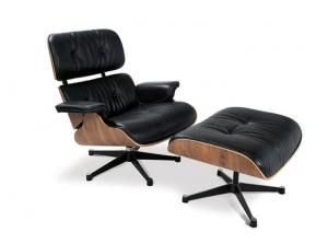 China Classic Design Modern eames Living Room Furniture Chaise Lounge Swivel Chairs on sale