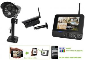 China IP66 Digital Wireless Video Surveillance Camera Systems For Home Remote on sale
