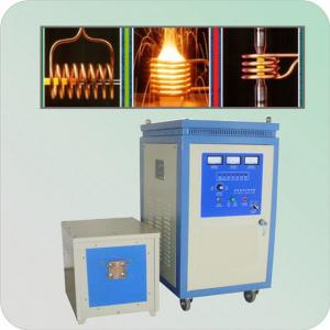 China new generation of Eletric IGBT induction forging machine for  pipe forging machine on sale