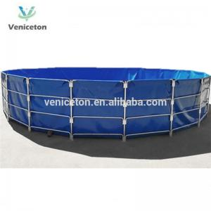 China Chongqing Veniceton collapsible  indoor and outdoor RAS fish tank on sale