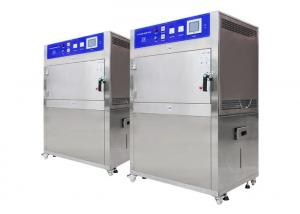 China Good Quality Environmental Test Machine Rubber Fabric Manual UV Accelerated Aging Test Chamber on sale