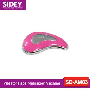 China Home Use Skin Rejuvenation Electronic Vibrating Face Massager With 3500mAh Power Capacity on sale