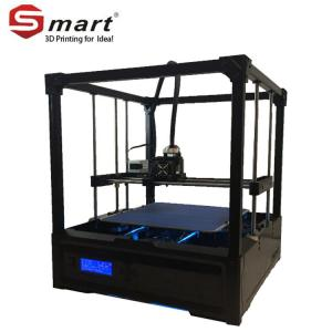 China Cheapest 3D Printer Build 3D Printer 0.1mm Nozzle 24v Power Supply on sale
