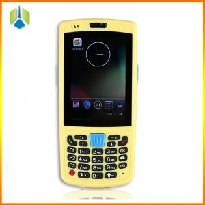 China 3.5 inch newest Android PDA with embeded barcode scanner for logistic system---Gc033A on sale
