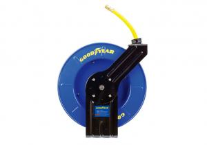China Goodyear Wall Mounted Retractable Air/Water Hose Reel for Car Washing on sale