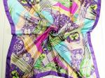 Шарф 100% шелк моды дам 2013 большой/большой квадратный Силк/красные шарфы сатинировки для женщин