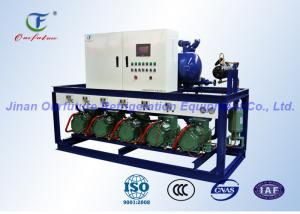 China Garlic Cold Storage Cool Room Refrigeration Unit with Hanbell / Bock Compressor on sale