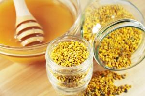 China Nourishing Food Natural Bee Pollen 40% Protein Granulated Bee Pollen on sale