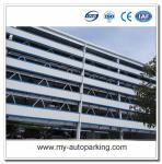 Suppying 2-8 Floors Mechanical Parking Equipment/Carport/ Car Garage/ Parking System Automatic/ Car Park Puzzle