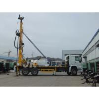 Truck Mounted Hydraulic Water Well Drilling Rig for water drilling JKCS300