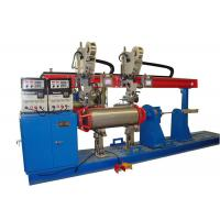 China Circular Seam Automatic Welding Machine For Pipe 500A Aluminum Brass Plasma on sale