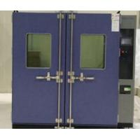 Walk In Temperature Humidity Test Equipment For Vehicle Automotive Components Cable Wires Testing