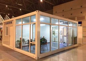 China Safe Comfortable Pre Built Container Homes As Conference Room / Reception Office on sale