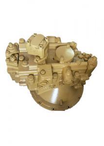 China Refurbished Caterpillar Excavator Hydraulic Pump SBS80 173 / 066 Yellow Color on sale