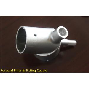 China Customized Polishing Aluminum Die Casting Parts for Electric Power Construction on sale