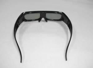 China PC Universal Active Shutter 3D Glasses 3ma , IR Infrared 3D Glasses on sale