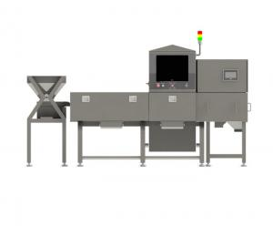 China IP66 Bulk Food Through X Ray Machine Complete Function Convenient Maintenance on sale