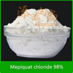 Agrochemical Control plant growth regulator Mepiquat chloride PIX 98%TC