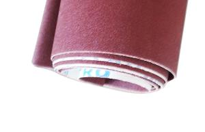China P400 Grit Abrasive Cloth Rolls / Aluminum Oxide Use In Hand Sanding on sale