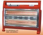 radiateur électrique avec la fan et l'humidificateur