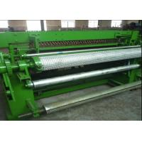 China Rolling Design Fence Mesh Welding Machine 60-100 Times / Min Production Capacity on sale
