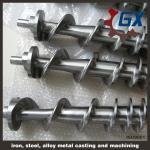Extruder PE single screw & barrel