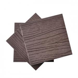 China WPC Soild Post Flooring for Gazebo / Railing and Garden Pergola on sale