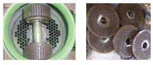 China High quality wood sawdust pellet making machine on sale