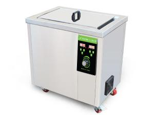 China 600 Watt Industrial Ultrasonic Cleaning System 40KHZ Bowling Ball Cleaner 38L on sale