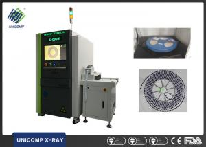 China X Ray Chip Counter Minimum chip size 01005 with FPD Intensifier & Line scn camera on sale