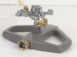 China Zinc Impulse Sprinkler with Metal Sled Base (GU516) on sale