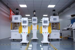 China Safe Protection Servo Press Machine With Built - In Complete Self Diagnotic System on sale