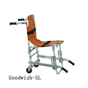 China Flexible Folded Medical Stretcher , Emergency Transfer Stair Stretcher Chair on sale