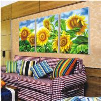 room decoration printing digital photos on canvas / cotton / polyester , 1440DPI