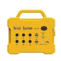 Home Small Solar Energy System 18 Volt 10 Watt Camping Usage 1 Years Warranty
