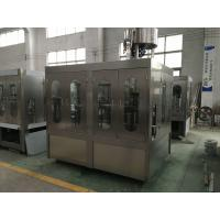 China Complete Automatic Water Pet Bottle CGF14-12-5 Rinsing Filling And Capping Machine / Plant on sale