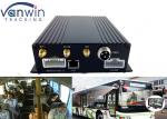 720P HD video recording 4ch cctv dvr ahd mdvr with 3g gps wifi people counter for bus passenger calculation