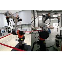 Professional Arc Welding Robot Open Modular Control System High Output Torque