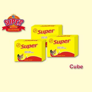 China Super 10g halal chicken soup cube bouillon cubes for africa on sale