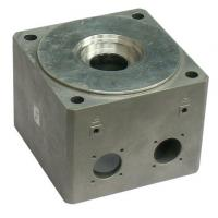 China Turning Milling Precision Cnc Machining Stainless Steel Pump Case OEM & ODM on sale