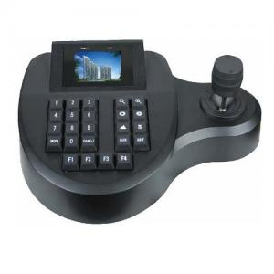 China 3-Axis PTZ Control Keyboard GCS-K230 with 2.5 inch LCD Screen on sale