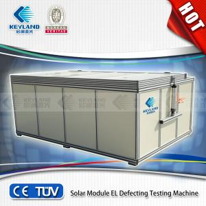 China Keyland Solar Series EL defect detector /Used in testing cracked,broken,weld broken,the abnormal phenomenon on sale