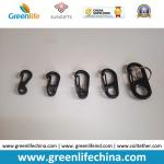 China Black Outdoor Sport Using Fashion Types Metal Snap Clips/Hooks wholesale